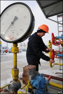 ucrania sin gas